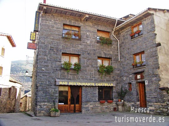 TURISMO VERDE HUESCA. Casa Herrero de Oto